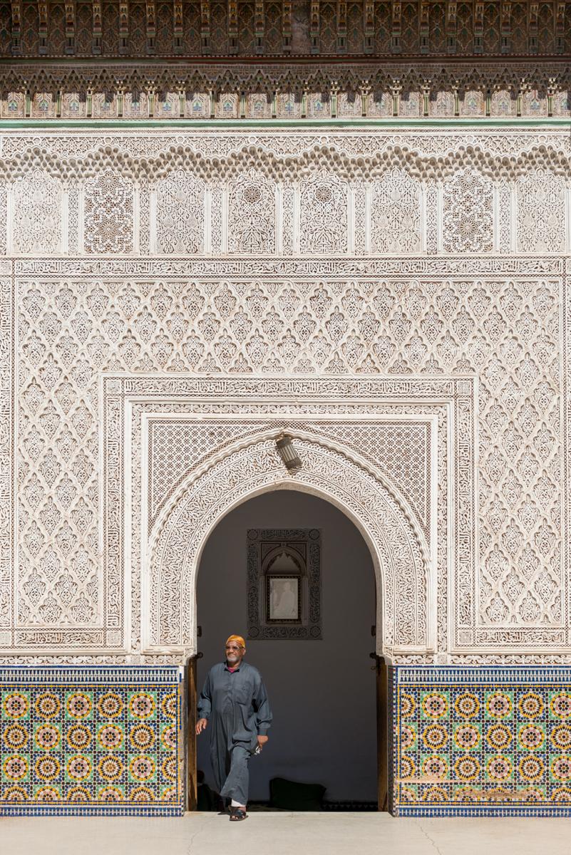 Marrakech - Mosque
