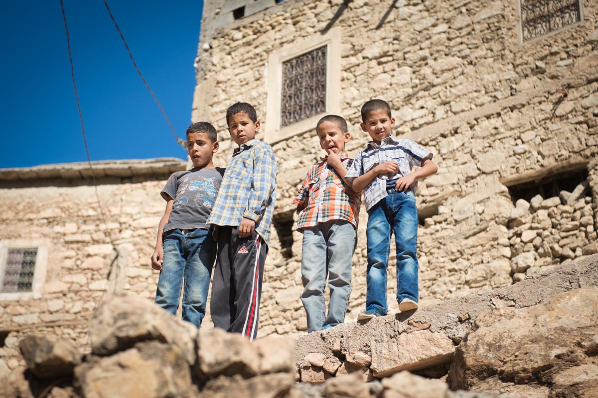 Marrakech - Children