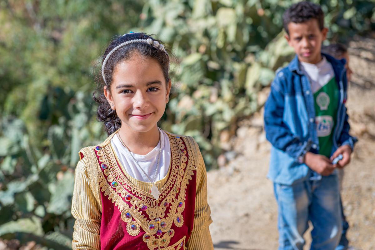 Marrakech - Girl