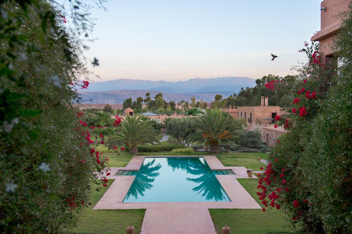 Marrakech - Pool