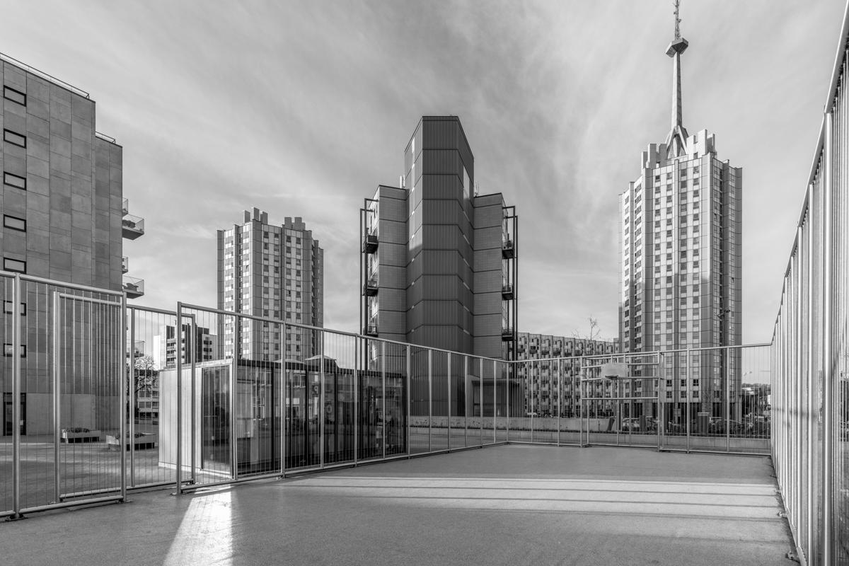 Cityscape Leuven