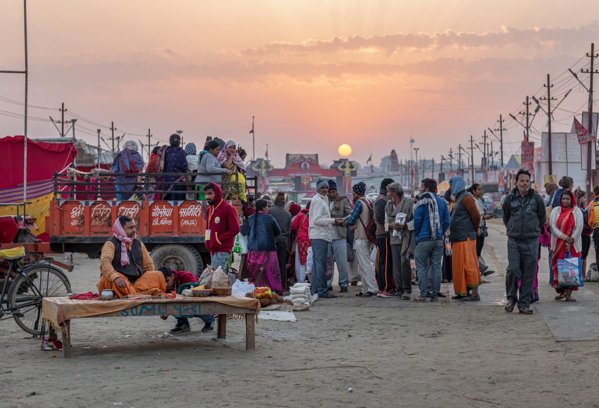 Kumbh Mela - Gathering