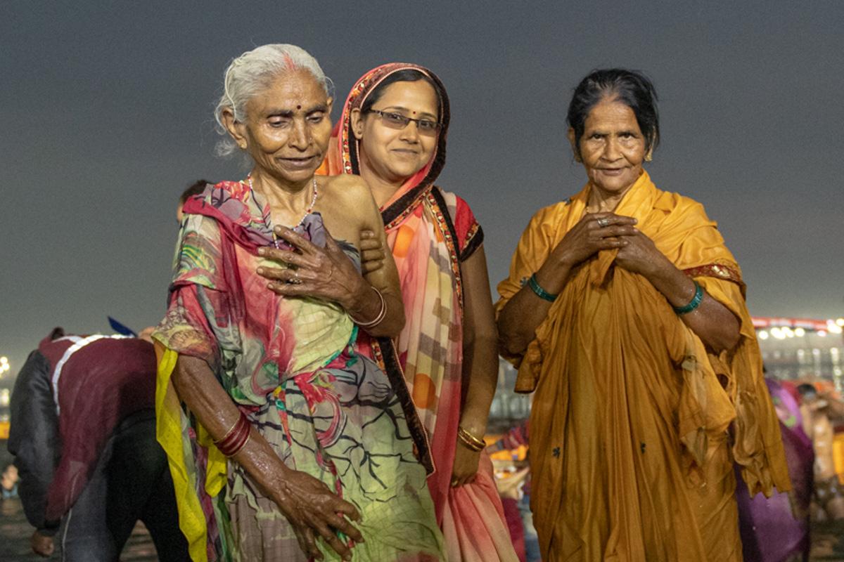 Kumbh Mela - Women